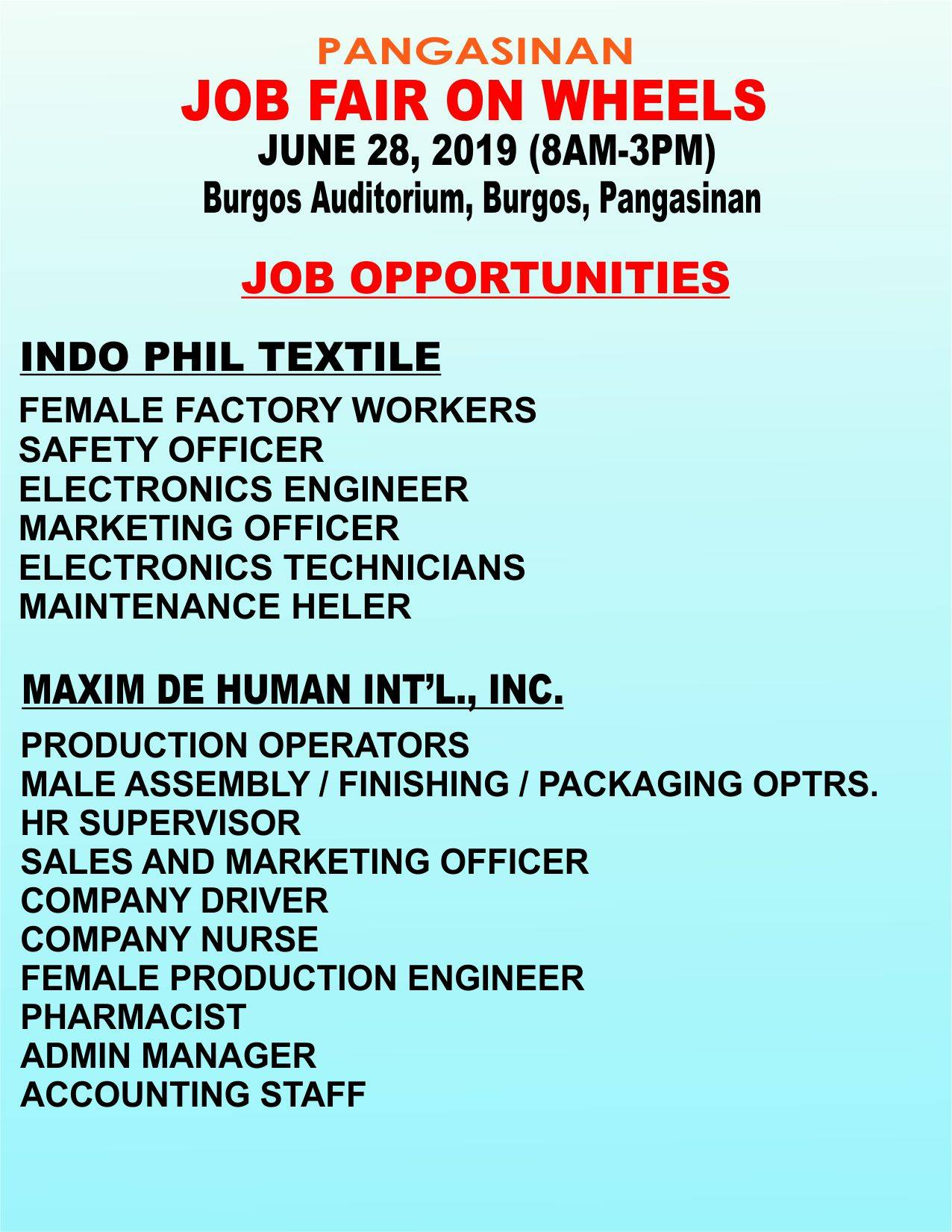JOBS FAIR IN BURGOS (7)