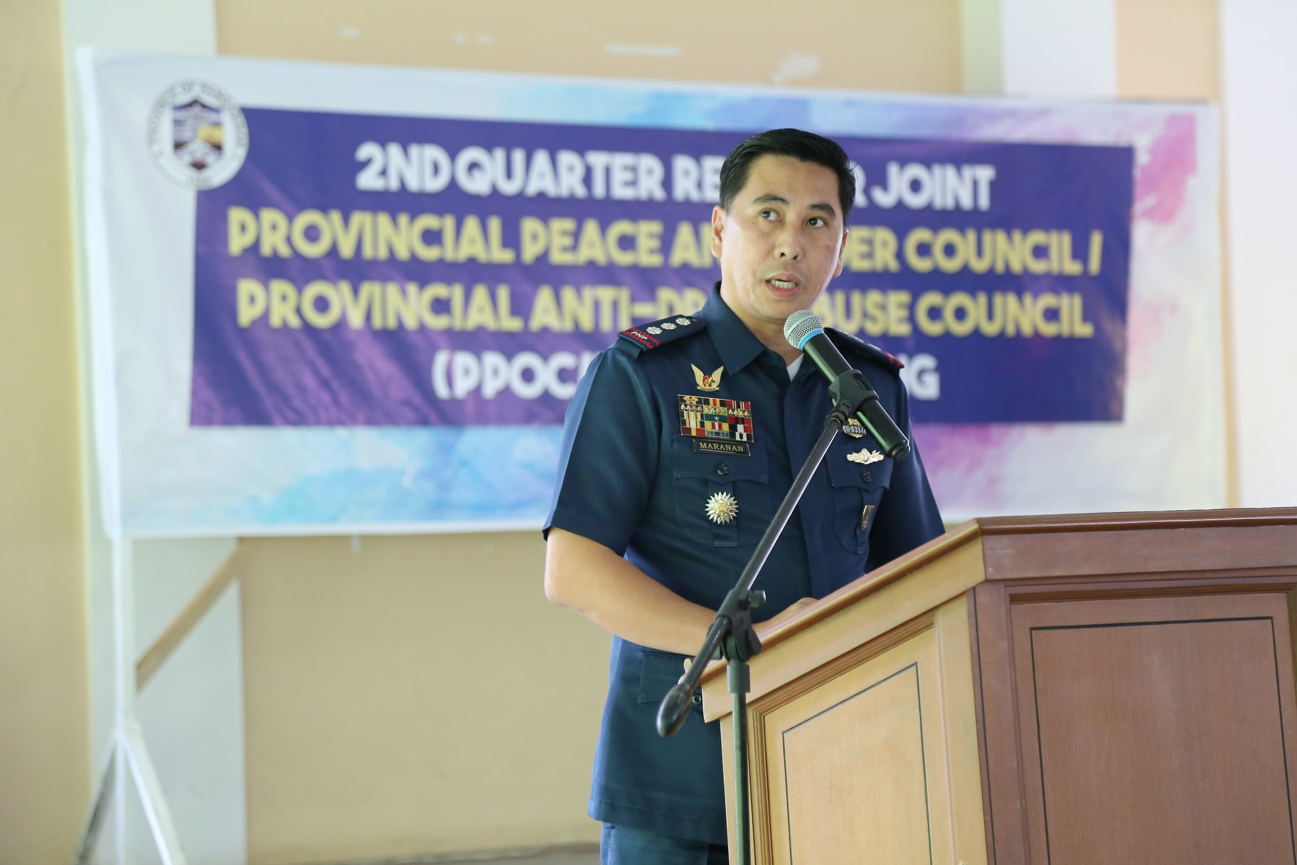 PNP assures Pangasinan that it is peaceful (2)